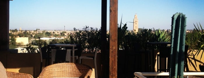 MySky Bar is one of Marrakech.