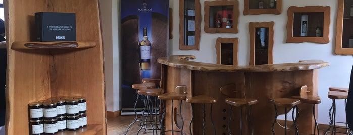 The Macallan Distilleries Ltd is one of Scotland.