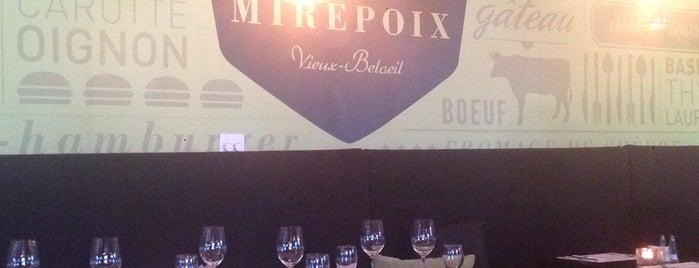 Bistro Mirepoix is one of Restaurants.