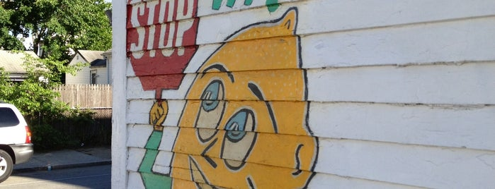 Mr. Lemon is one of Guide to Providence's best spots.