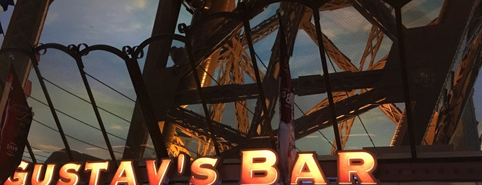 Gustav's Bar is one of Las Vegas.