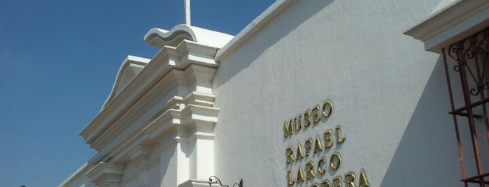Museo Larco Herrera is one of Peru.