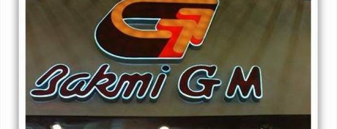 Bakmi GM - Outlet