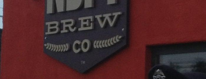 Newburyport Brewing Company is one of Massachusetts Craft Brewers Passport.