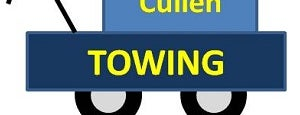 Cullen Towing is one of Cullen Towing.