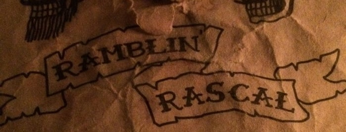 Ramblin' Rascal Tavern is one of Bars..