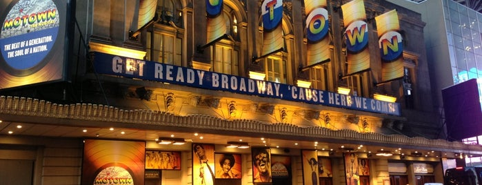 Lunt-Fontanne Theatre is one of Broadway Theatres.