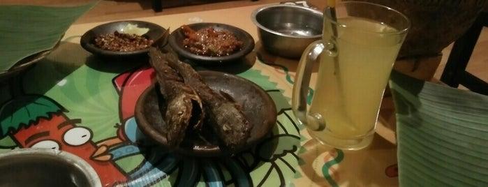 Waroeng SS is one of Top 10 restaurants when money is no object.