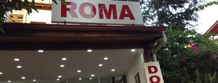 Roma Dondurma is one of Muğlaa <3.