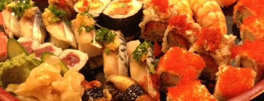 Tokyo Restaurant & Sushi Bar is one of Istanbul - Europe.