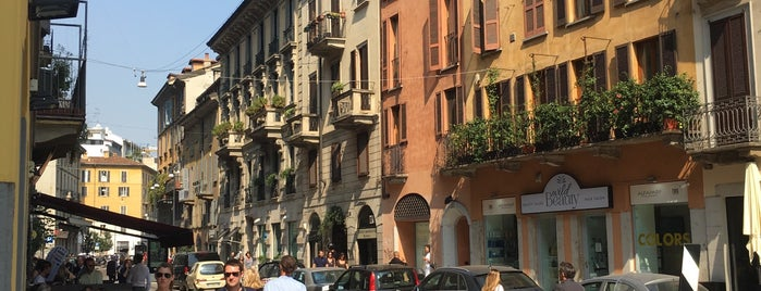 Brera is one of Places.
