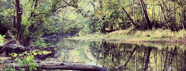 Prairie Oaks Metro Park - Sycamore Plains Trail Access is one of Columbus Area Parks & Trails.