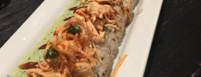 Sushi Factory is one of Comida japonesa y más.