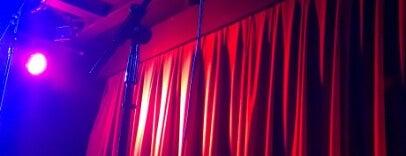 Soho Theatre is one of New York.