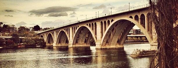 Francis Scott Key Bridge is one of 36 hours in...Washington DC.