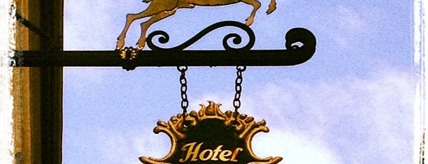 Hotel Goldener Hirsch is one of Best of World Edition part 2.