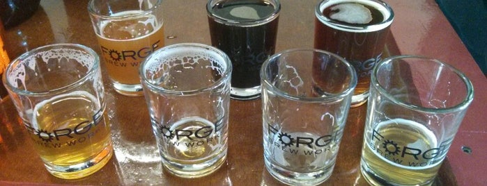 Forge Brew Works is one of Drink!.