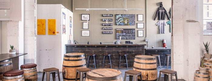 Seven Stills Brewery & Distillery is one of Distill Your Heart.
