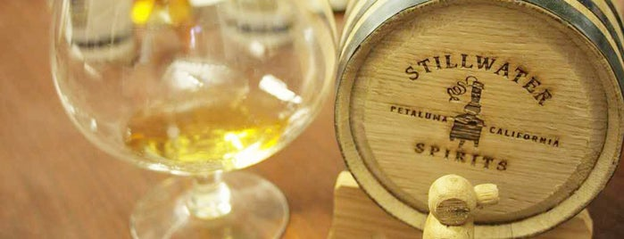 Stillwater Spirits is one of Distill Your Heart.