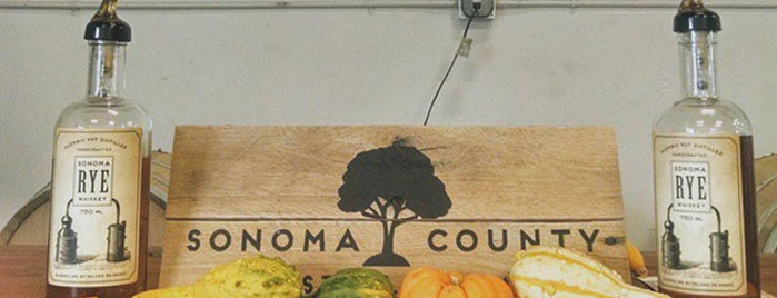Sonoma County Distilling Company is one of Distill Your Heart.