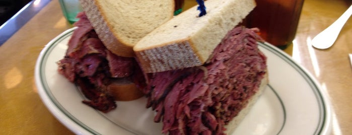 Famous 4th Street Delicatessen is one of The 15 Best Delis and Bodegas in Philadelphia.