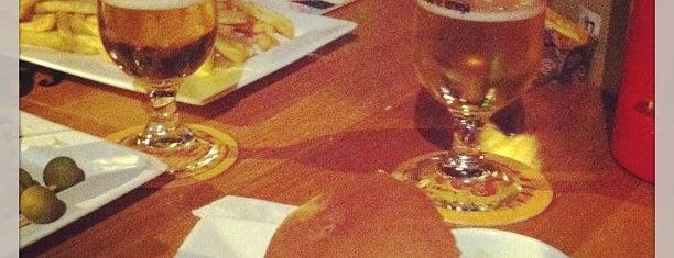 Centro Social da Cerveja (CSC) is one of Floripa: happy hour places (:.