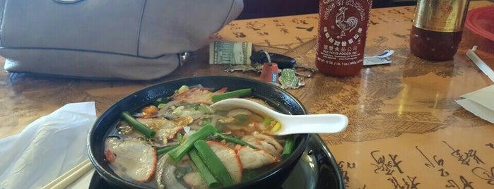 Thai Lotus is one of Eateries Bon Apetit!.