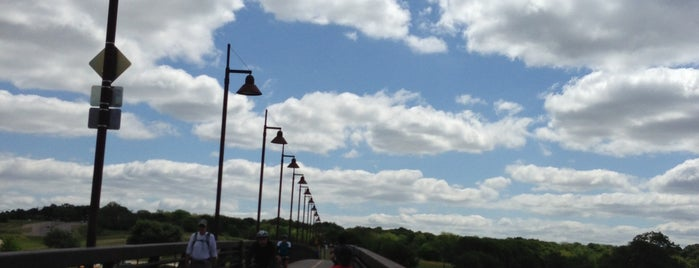 White Rock Lake Bridge is one of Dallas Outings.