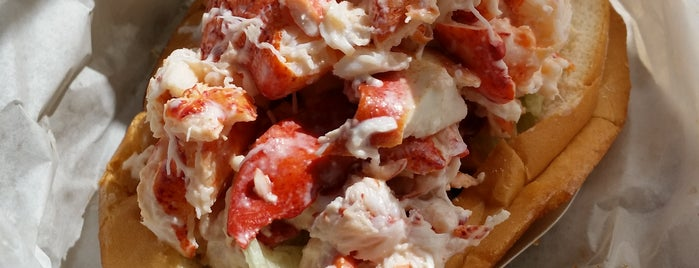 The Seafood Shanty is one of Ultimate Summertime Lobster Rolls.