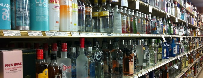 Vas Foremost Liquors is one of The 15 Best Liquor Stores in Chicago.