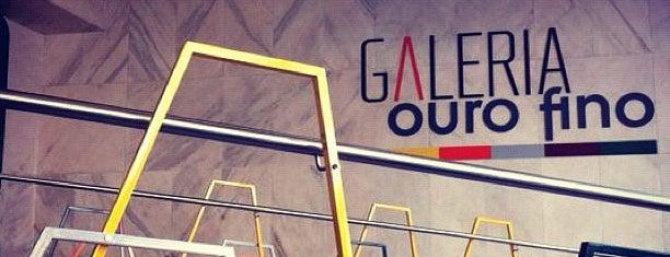 Galeria Ouro Fino is one of Lugares que recomendo - SP.