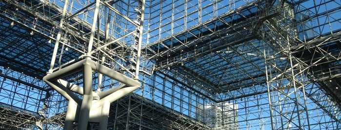 Jacob K. Javits Convention Center is one of Pete NYC.