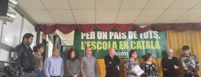 IES Eugeni d'Ors is one of Barcelona Schools.