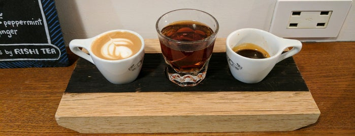 Box Kite is one of New York best coffee shops: the ultimate list.