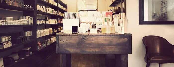 Mio Mia Apothecary is one of NYC SHOPS.