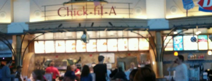 Chick-fil-A is one of Favorite Restaurants in Lone Tree, CO.