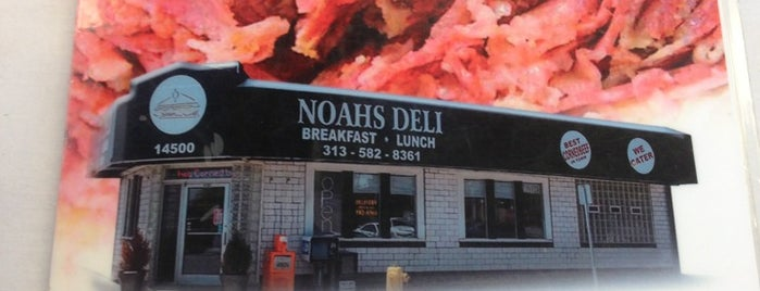 Noah's Deli is one of Dearborn.