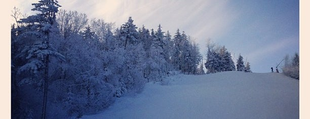 Bretton Woods is one of White Mountains.