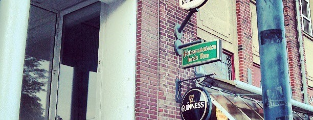 Fritzpatrick's Irish Pub is one of Locations.