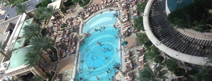The Palazzo Resort Hotel & Casino is one of 50 Best Swimming Pools in the World.