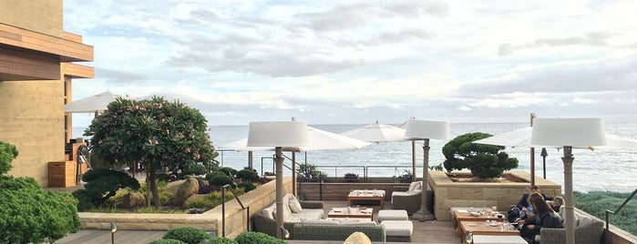 Nobu Malibu is one of The 5 Coolest Places to Eat in L.A..