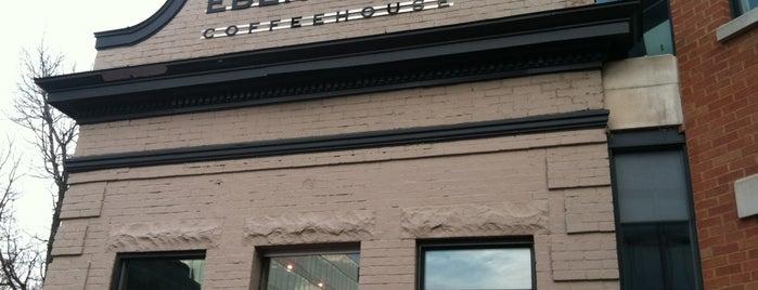 Ebenezers Coffeehouse is one of DMV Eats!.
