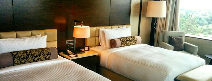 Fairmont Jakarta is one of The 15 Best Places with Scenic Views in Jakarta.