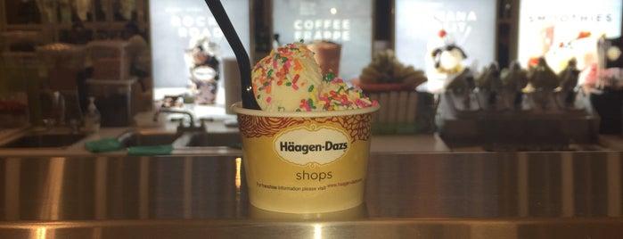 Haagen-Dazs Ice Cream is one of Virginia/Washington D.C..