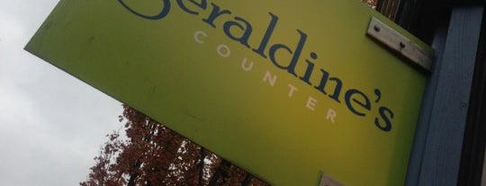Geraldine's Counter is one of Seattle To-Do.