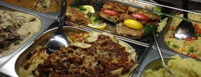 Бистро Симсим is one of Восточная кухня | Eastern Diner.