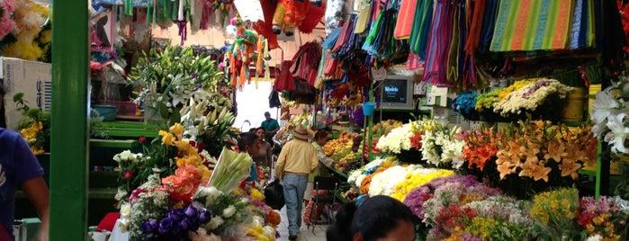 Mercado Ignacio Ramírez is one of SMA + GTO.
