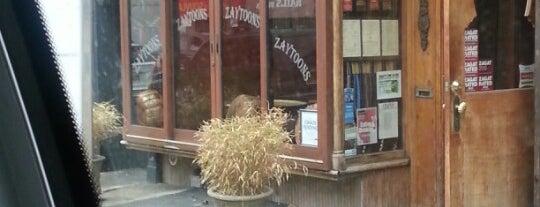 Zaytoon's is one of BYOB NYC.