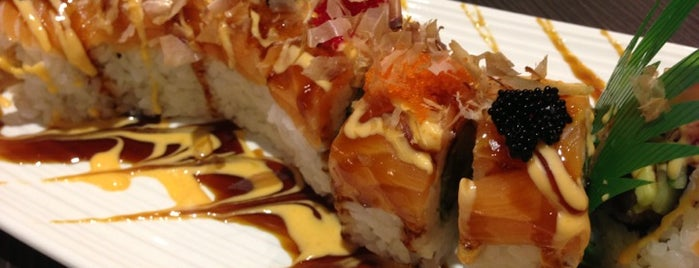 Sushi Oyama is one of Vancouver to do list.