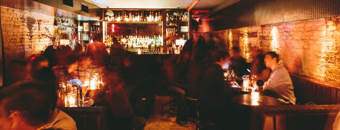 Nitecap is one of Cocktail Magic: NYC.